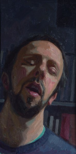 Self-Portrait-with-eyes-shut