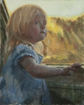 Talar. Oil on Canvas 20x16ins